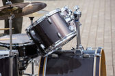 Set of drums — Stock Photo