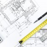 Drafting tools — Stock Photo #43151471