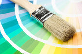 Painting colors — Stock Photo