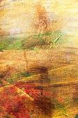 óleo pintado o fundo — Fotografia Stock