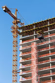 High-rise construction — Stockfoto