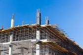 Concrete construction — Stock Photo