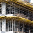 Detail of scaffolding — Stock Photo #48430463