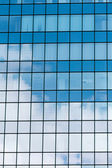 Windows of office building — Stock Photo