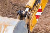 Pala excavadora — Foto de Stock