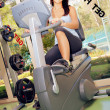 Fitness Fun — Stockfoto