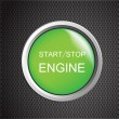 Stock Vector: Engine start