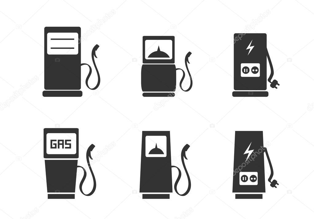 车充电站图标设置