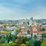 Panorama of Vilnius — Stock Photo #18533155