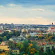 Panorama of Vilnius - Stock Photo