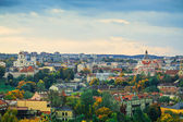 Panorama of Vilnius — Stock Photo