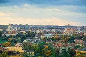 Panorama of Vilnius — Stock Photo