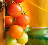 Group of tomatoes — Foto Stock