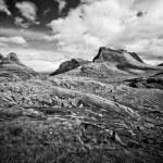 Norway mountains — Stock Photo #11748211