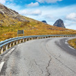 Road landscape — Stock Photo