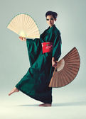 Young japanese woman — Stock Photo