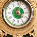 Antique clock — Stock Photo #1675938