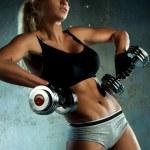 ������, ������: Dumbbells exercises