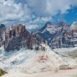 Dolomites mountains — 图库照片