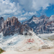 Dolomites mountains — Stockfoto