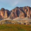 Dolomites mountains — Stock Photo