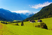 Alps landscape — Foto Stock