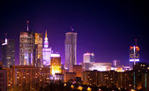 Warsaw Poland — Stock Photo