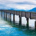 Wooden bridge — Stock Photo #23657101