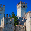 Stock Photo: Sirmione castle