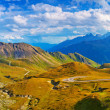 Alps panorama — Stock Photo #23657281