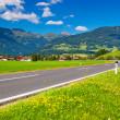 Alps road — Stock Photo #24230023