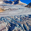 Mountains with glacier — Stock Photo #24230113