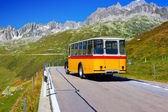 Retro bus — Stock Photo