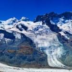 Glacier panorama — Stock Photo #25035711