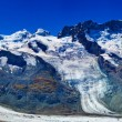 Stock Photo: Glacier panorama