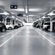 Underground parking — Stock Photo #25035765