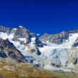 Stock Photo: Mountains panorama