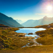 Alps landscape — Stock Photo #25643285