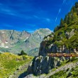 Pyrenees mountains — Stock Photo