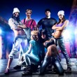 danser team — Stockfoto