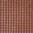 Rusty tiled metal — Stock Photo