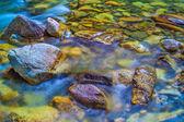 Fiume di montagna — Foto Stock