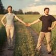 Young couple — Stock Photo #47908929