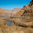 Grand Canyon Rocks — Stock Photo