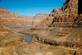 Grand Canyon Rocks — Stockfoto