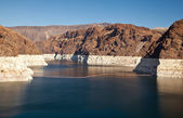 Colorado River Lake Meade close to Hoover Dam — Stock Photo