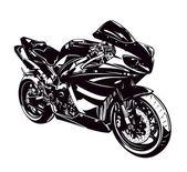 Sport bike — Stock Vector