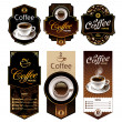 Coffee design banners — Stock Vector #25557029