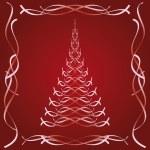 Capodanno e Natale sfondo — Vettoriale Stock  #13820264