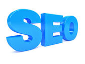 Search engine optimization symbol . 3d — Zdjęcie stockowe